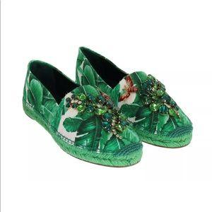 New ! Dolche & Gabbana espadrilles